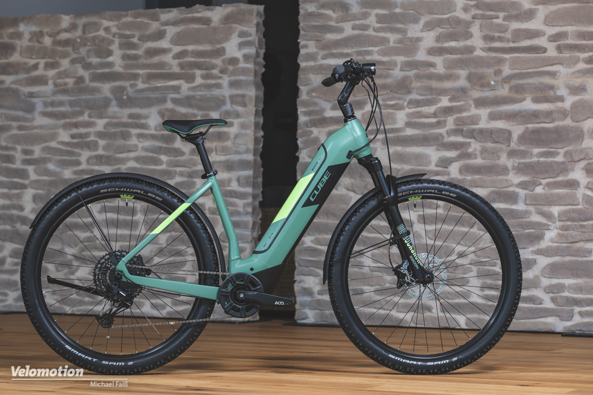 official photos dc03d 49517 First Look: Cube Nuride Hybrid EXC Allroad E-Bike ...