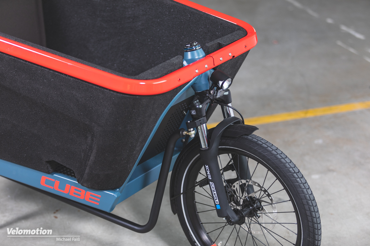 Cube cargo