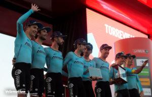 Astana Vuelta a Espana
