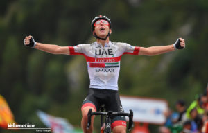 UAE Team Emirates Pogacar