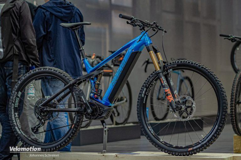 <span class=vmsubtitle>Eurobike 2019:</span> Neues aus dem Hause Bionicon für 2020