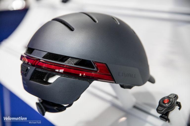 <span class=vmsubtitle>Eurobike 2019:</span> Livall BH51M Neo Helm – Smart und Sicher