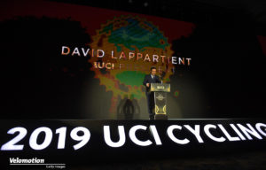 WorldTour UCI Lappartient