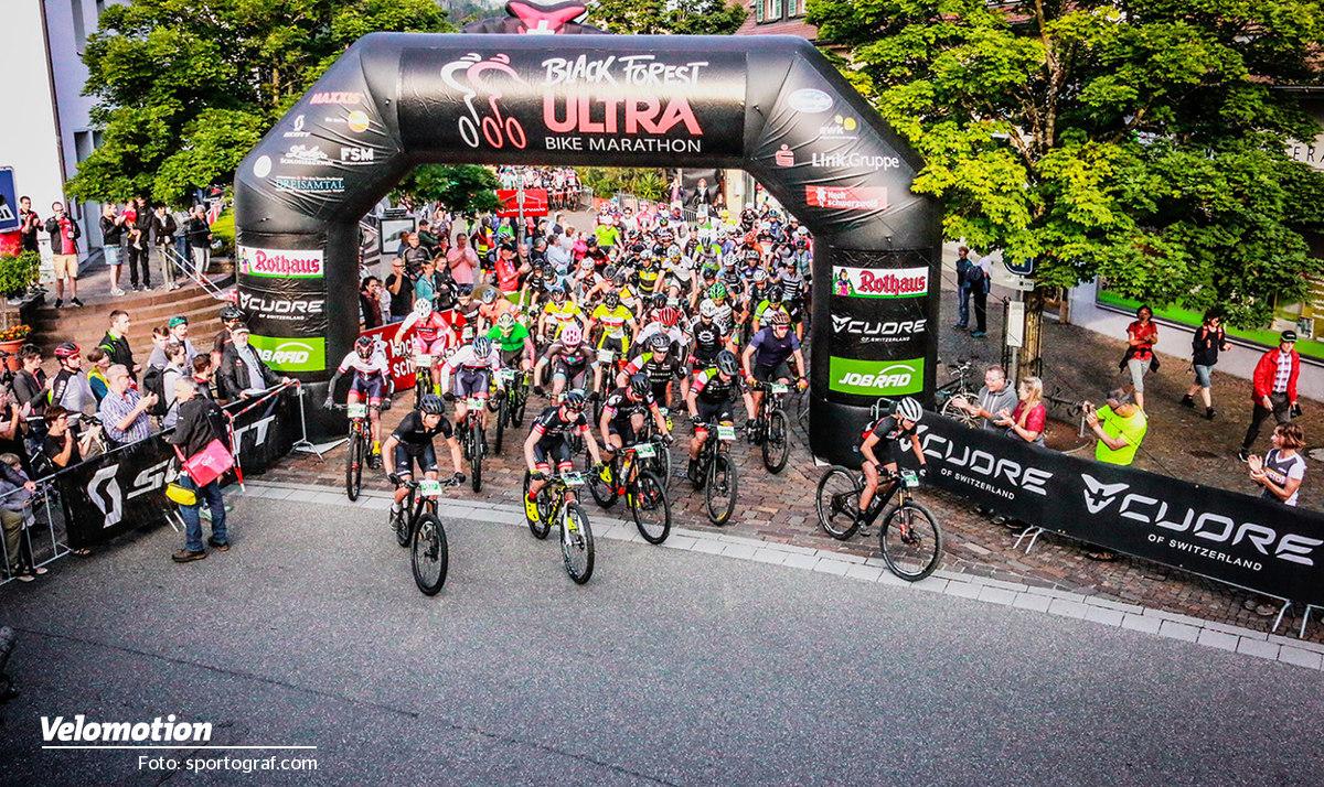Mountainbike Jedermann Marathon-Veranstaltungen