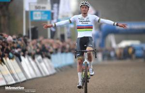 Mathieu van der Poel Ambiancecross