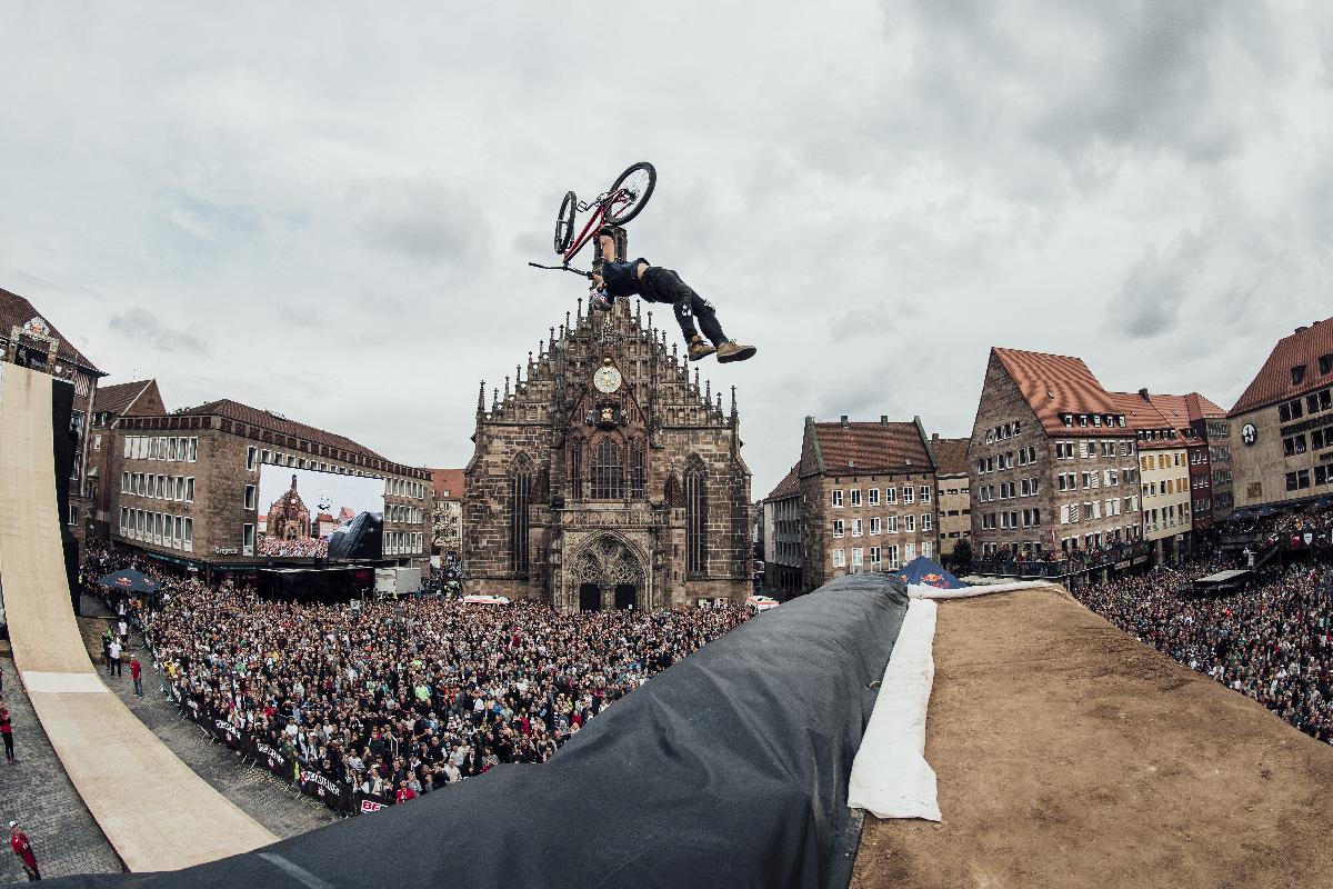 Red Bull Districtr Ride (Foto:Bartek Wolinski/RedBull Content Pool)