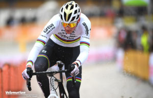 Mathieu van der Poel Zilvermeercross