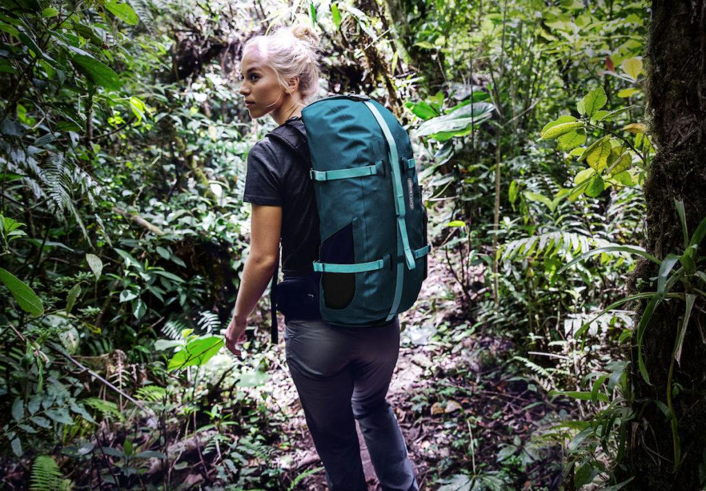 Ortlieb Atrack Schwarz Dschungel