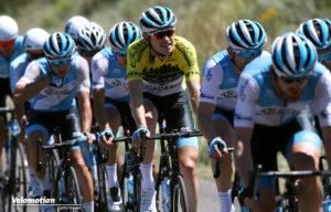Israel Cycling Academy Teamvorstellung Ben Hermans Utah
