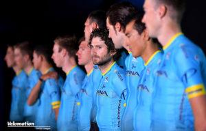 Astana Teamvorstellung