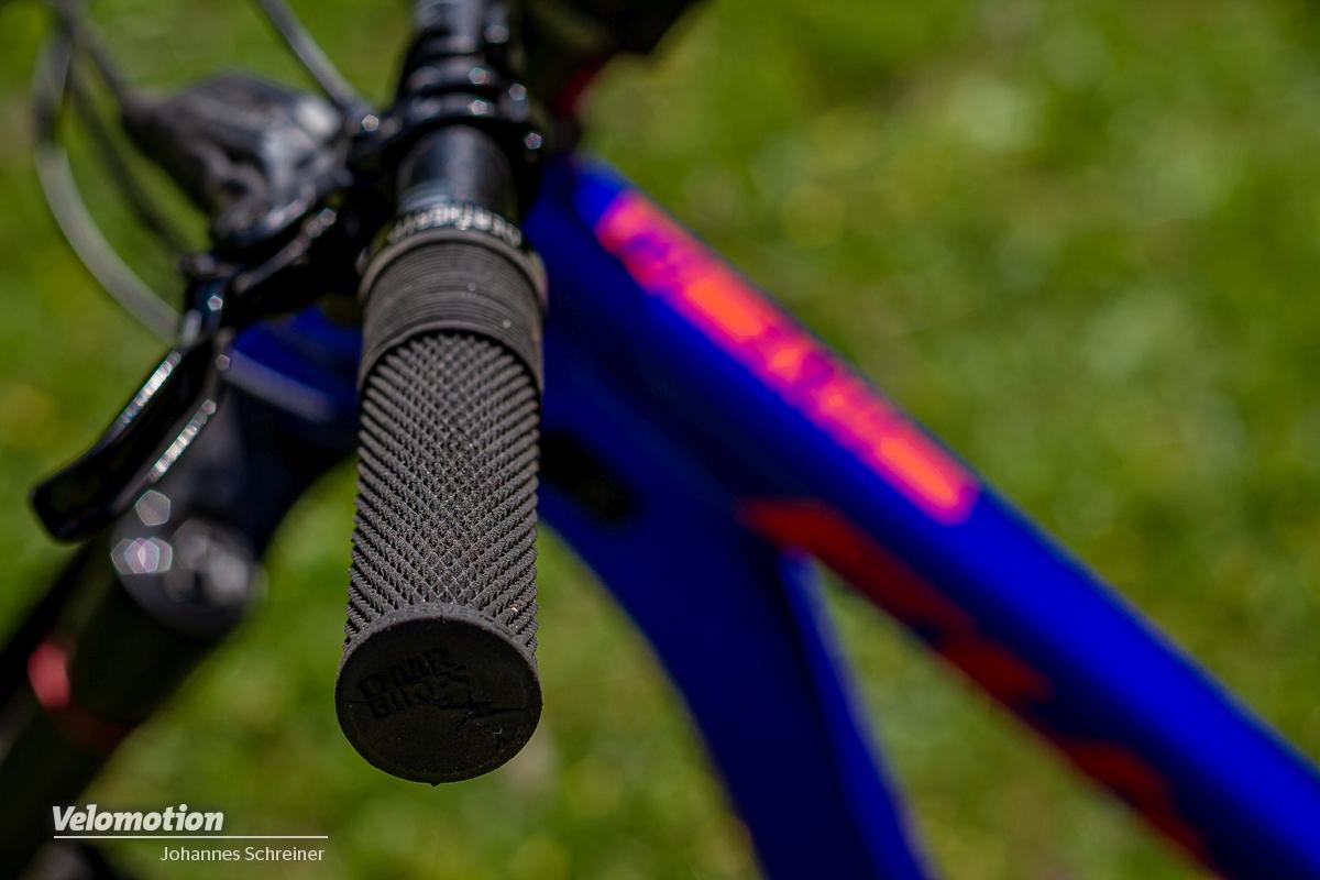 Komfortabel Griff MTB Berg Fahrrad Gummi Handgriffe Radfahren Langlebig