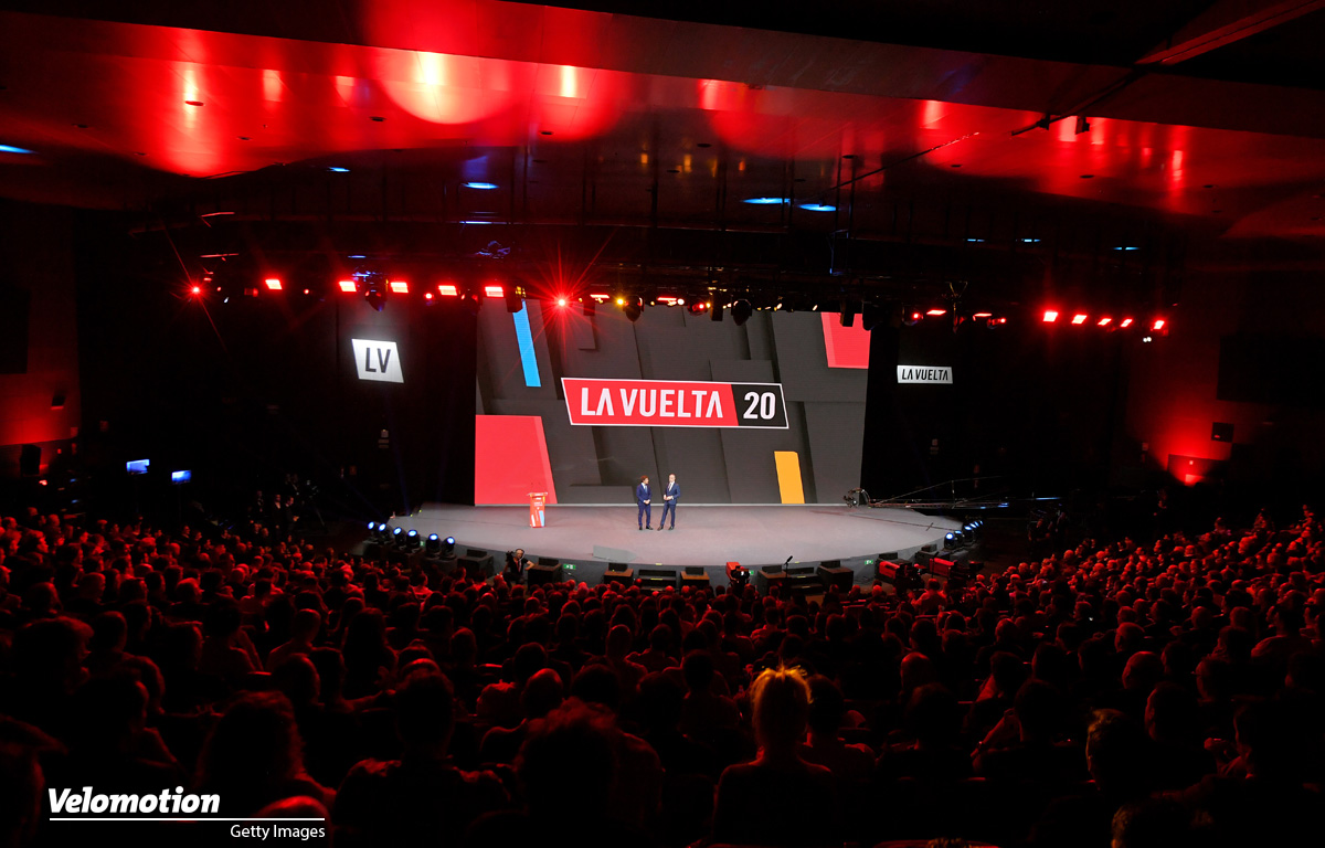Vuelta a Espana 2020