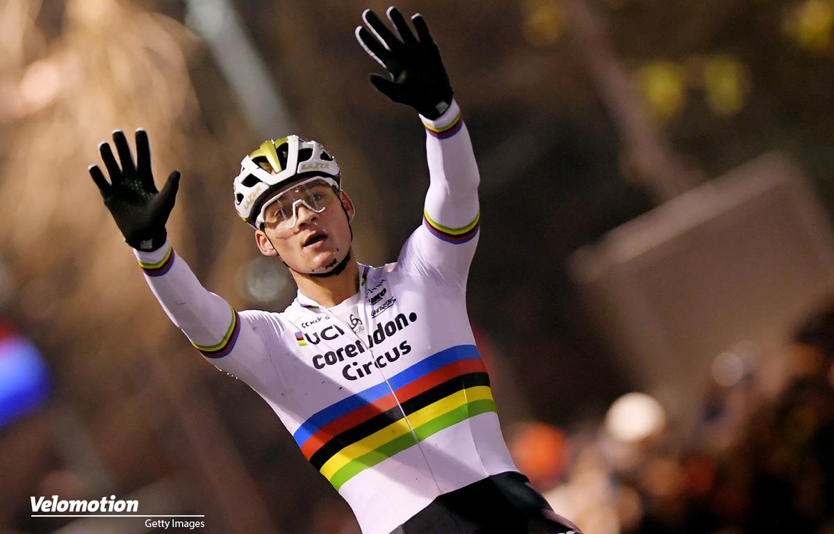 Mathieu van der Poel GP Sven Nys