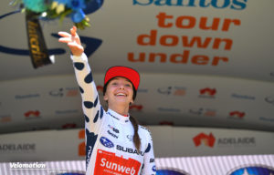 Liane Lippert Tour Down Under