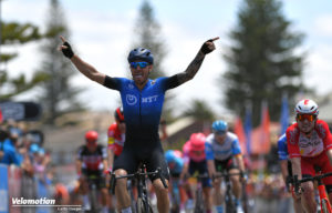 Impey Nizzolo Tour Down Under