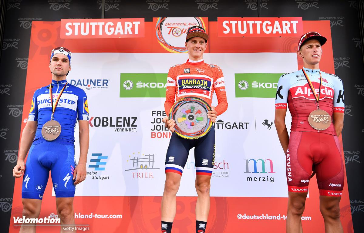 Deutschland Tour 2021 Stuttgart
