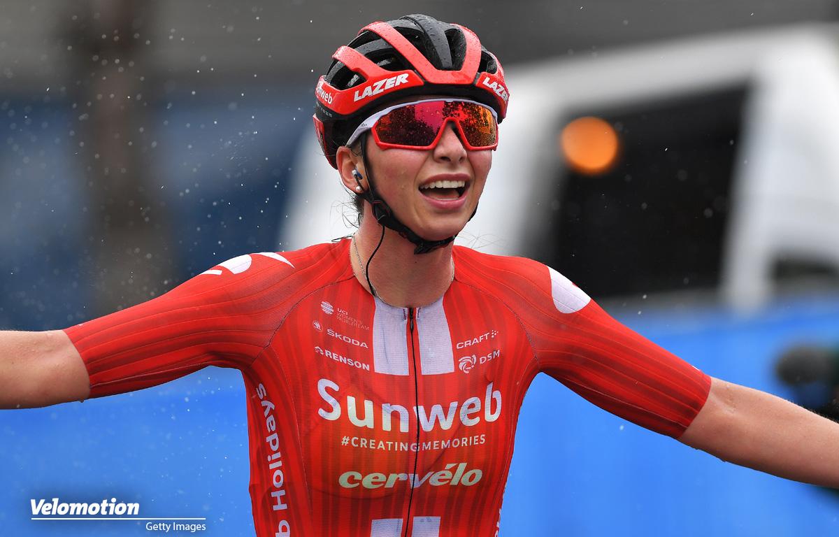 Radsport Highlights Januar 2020 Liane Lippert