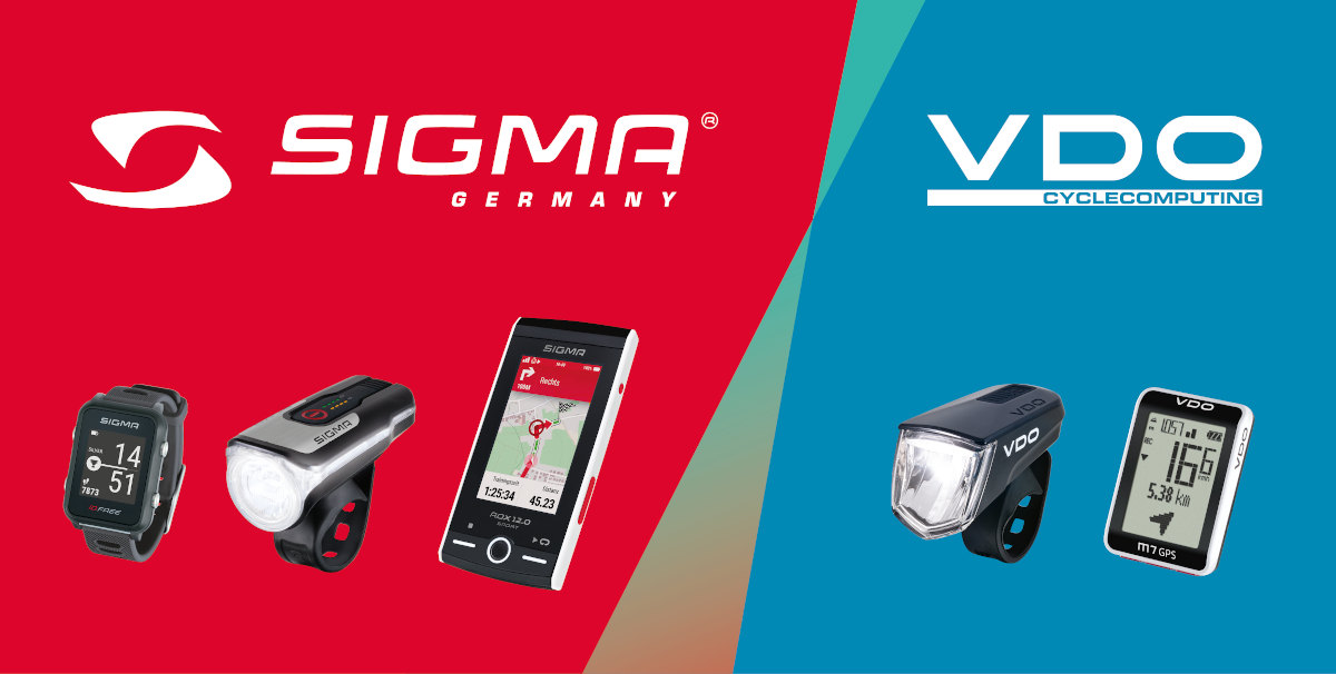 Sigma Sport - VDO