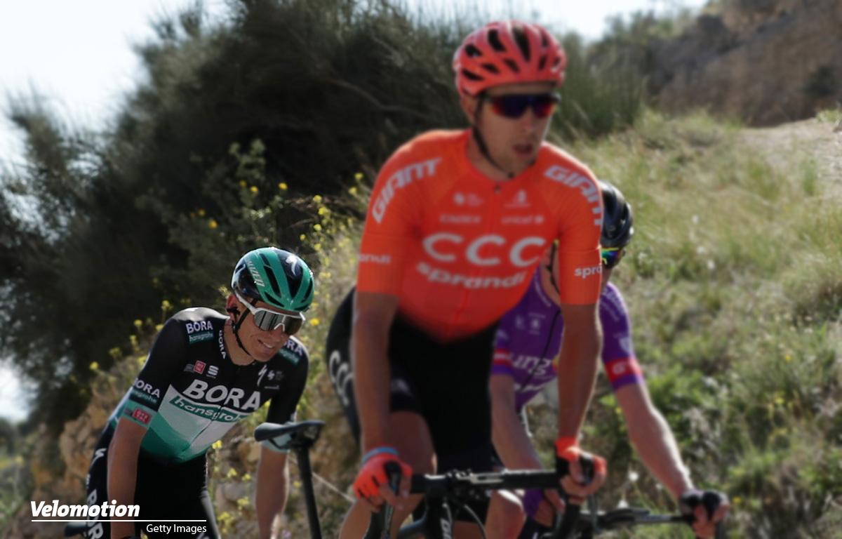 Kämna Murcia-Rundfahrt