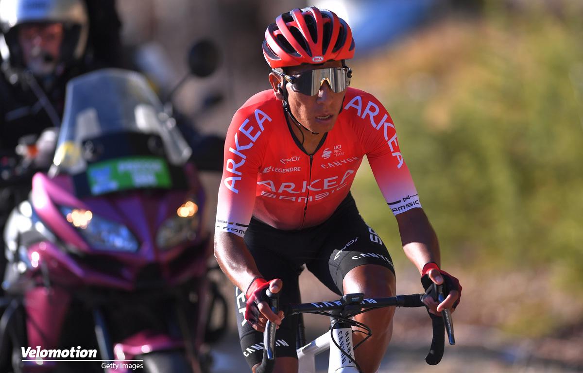 Tour de France 2020 Quintana