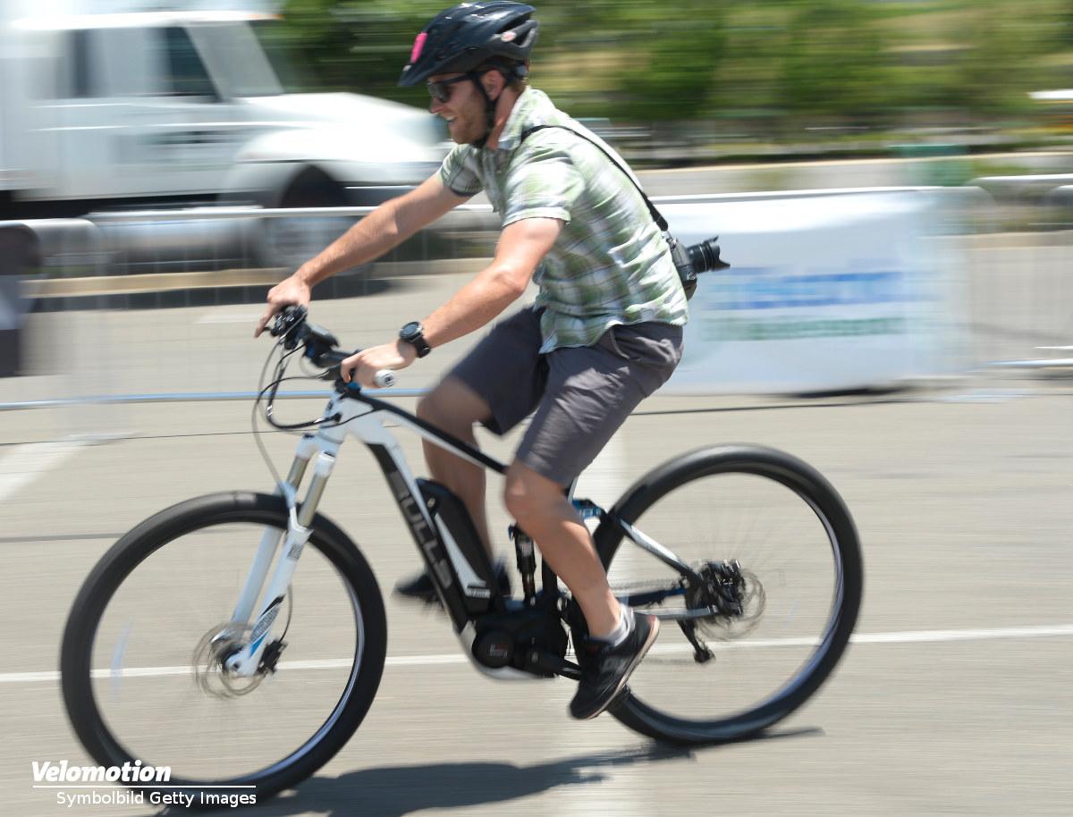 E-Bike Fahrsicherheits-Trainer