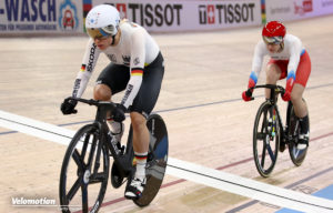 Emma Hinze Bahnrad-WM