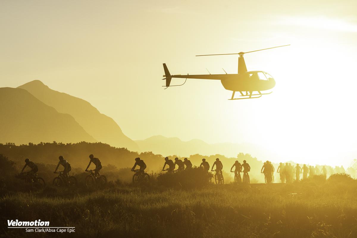 Absa Cape Epic / Sam Clark