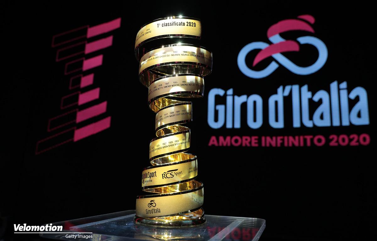 Giro d'Italia 2020 Budapest Coronavirus Ungarn