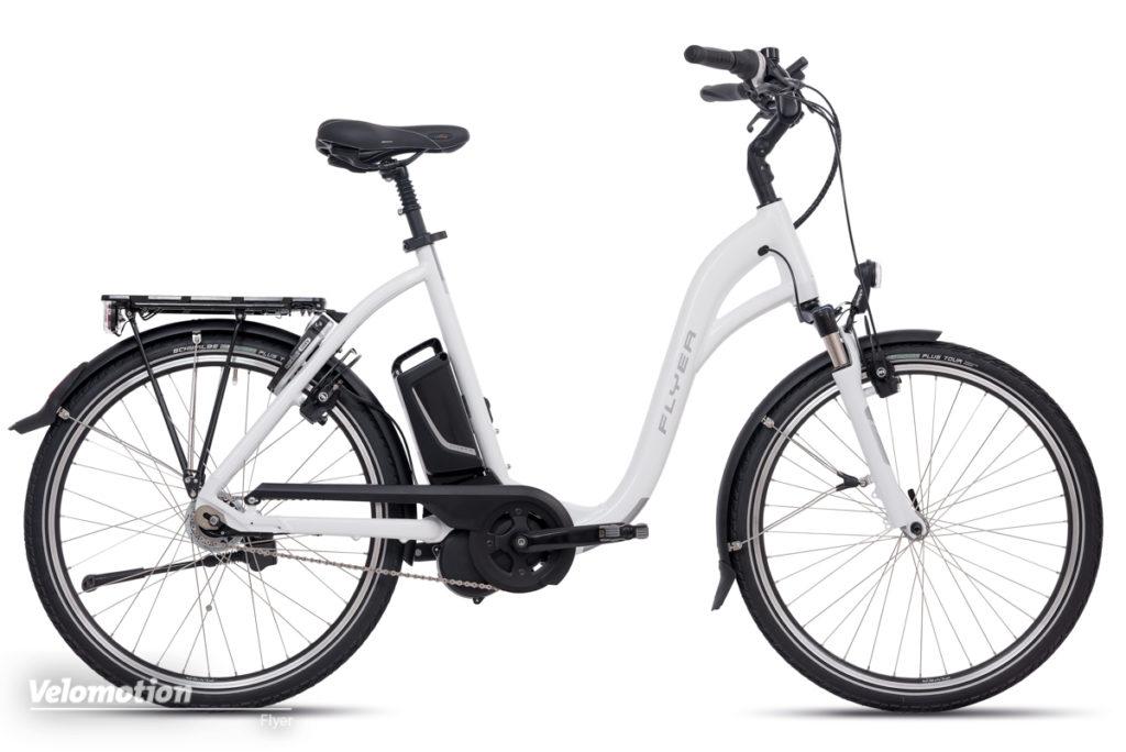 Bild Flyer E-Bike der C-Serie