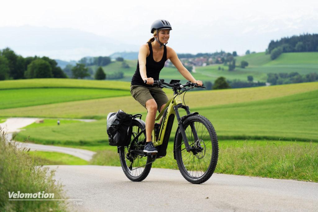 Bild vom Flyer Crossover Bike Goroc Bern 3