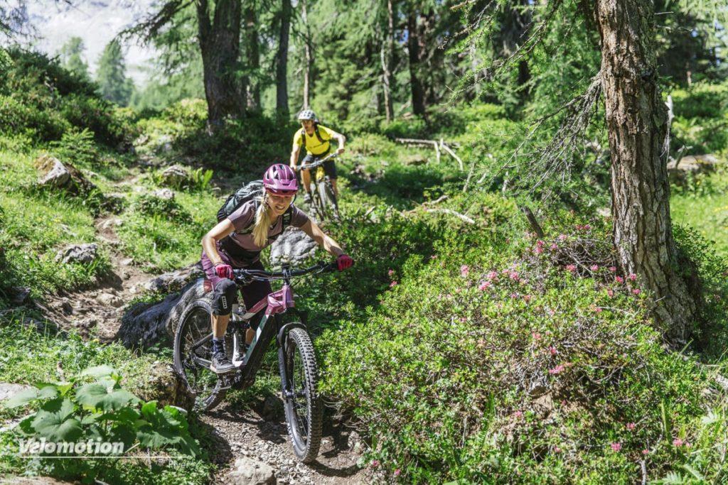 Bild vom Flyer Bikes Mountain Uproc3 in Davos