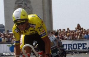 LeMond Fignon Tour de France 1989