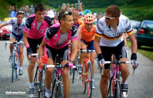 Ullrich Armstrong Alpe d'Huez 2001