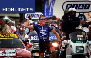 Ullrich Armstrong Alpe d'Huez 2001