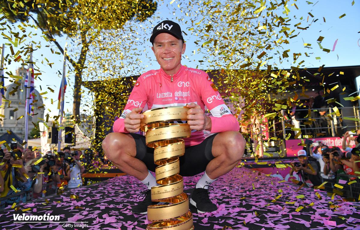 Froome Giro 2018