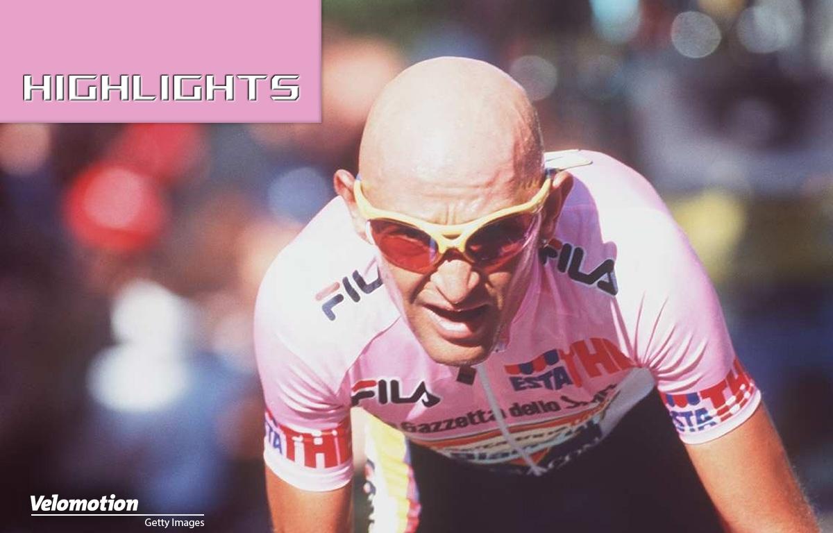 Pantani Oropa Giro 1999