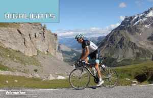 Andy Schleck Galibier