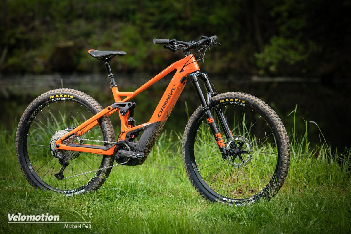 Orbea Wild FS M10