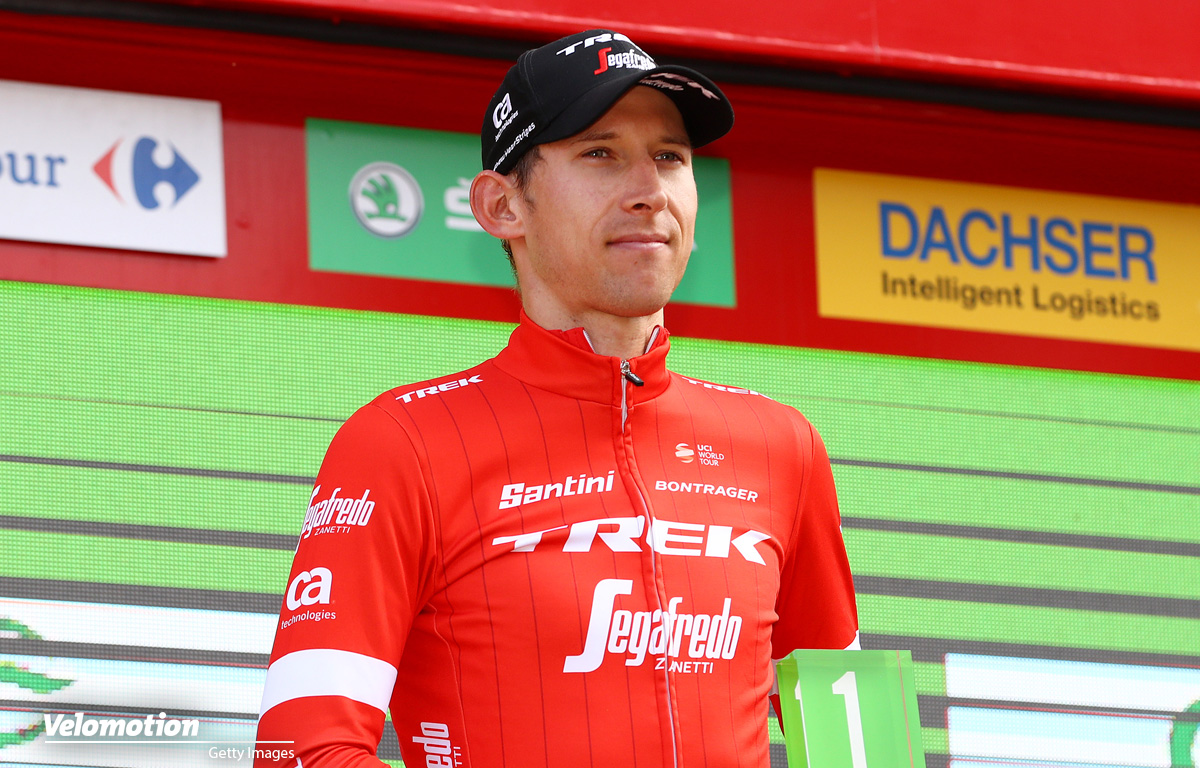 Bauke Mollema Interview