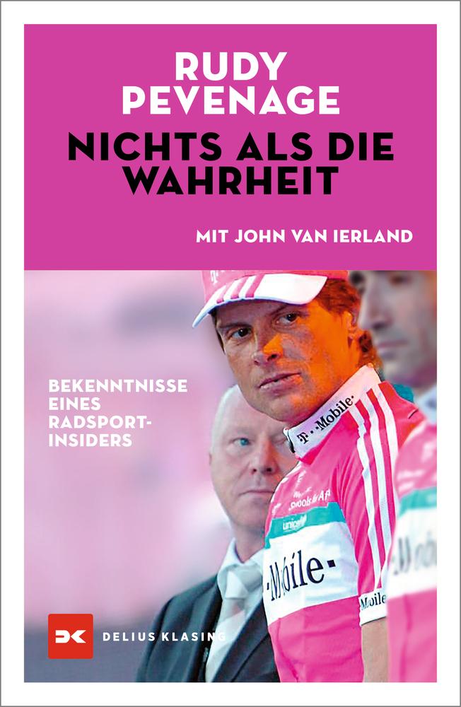 Rudy Pevenage Jan Ullrich Buch Nichts als die Wahrheit