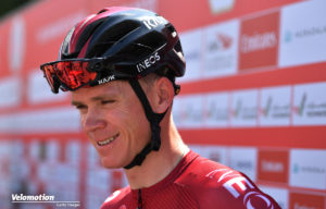 Chris Froome Wechsel israel