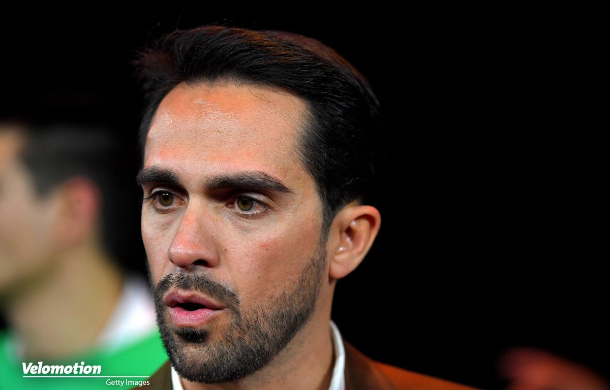 Everesting Alberto Contador