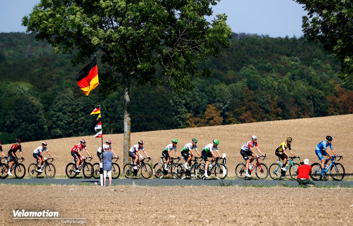 Deutschland Tour Ilmenau