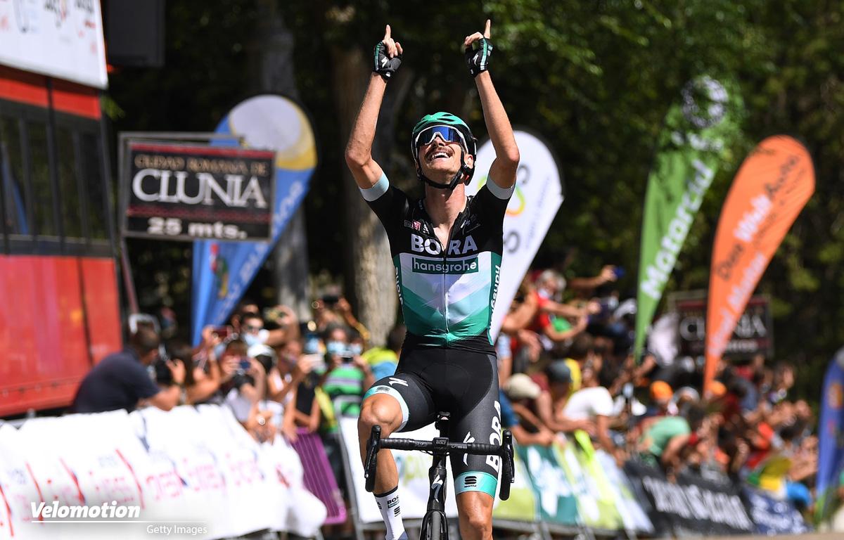 Großschartner Vuelta a Burgos 2020