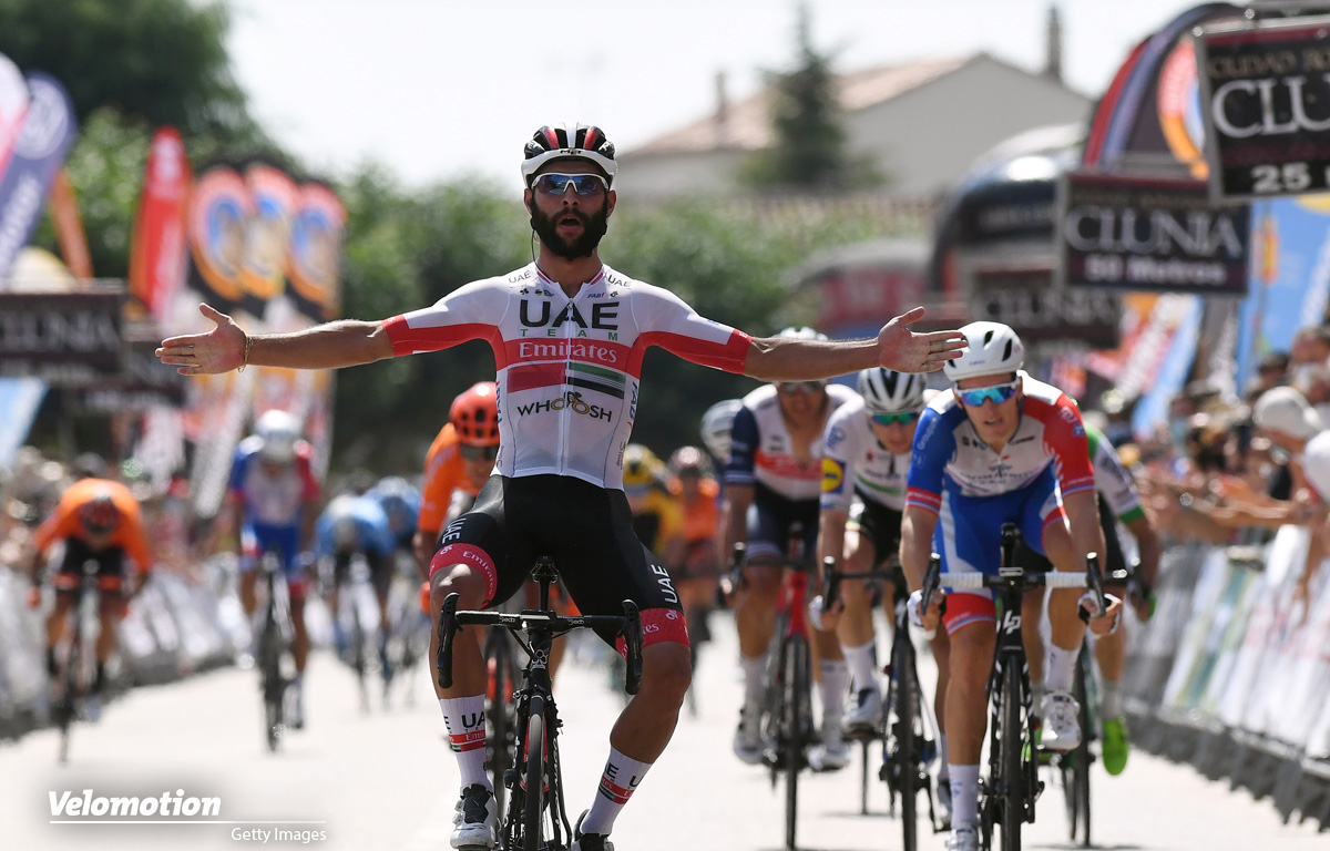 Giro de Italia Sprinter Caviaria