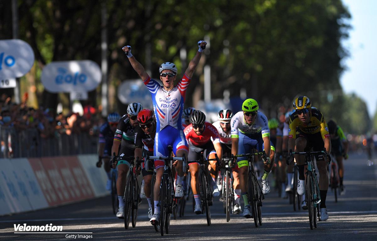 Giro d'Italia 2020 Sprinter Arnaud Démare