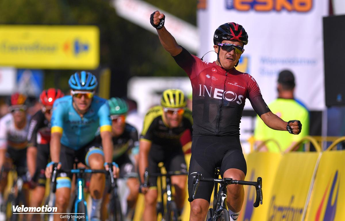 Tour de France 2020 Carapaz