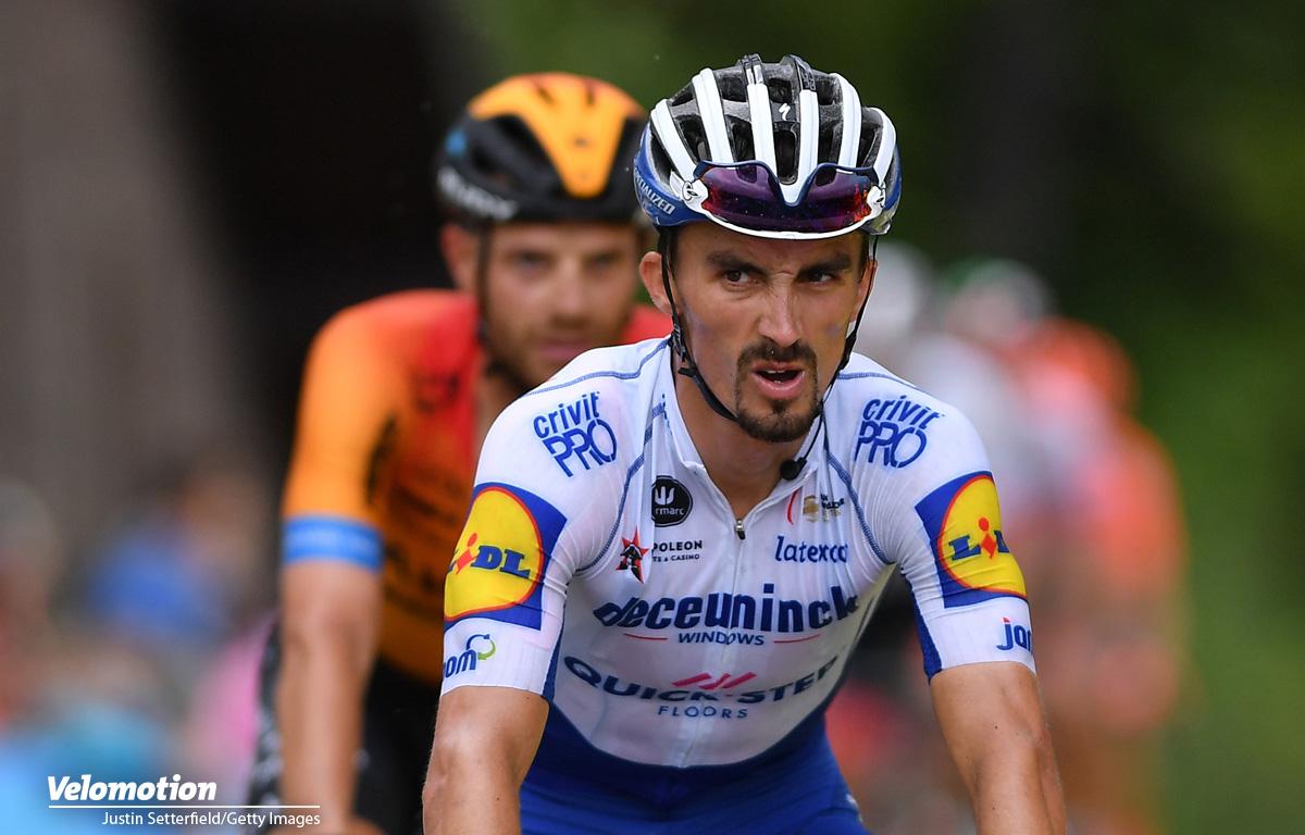 Bergtrikot Tour de France 2020 Julian Alaphilippe
