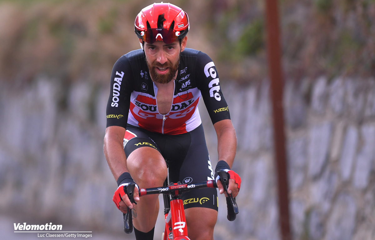 Bergtrikot Tour de France 2020 Thomas De Gendt