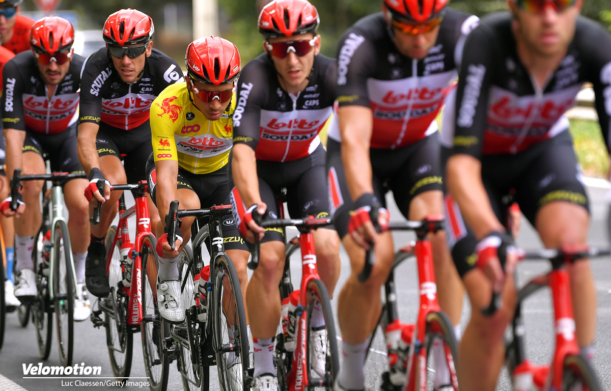 Tour de France 2020 Teams Lotto - Soudal